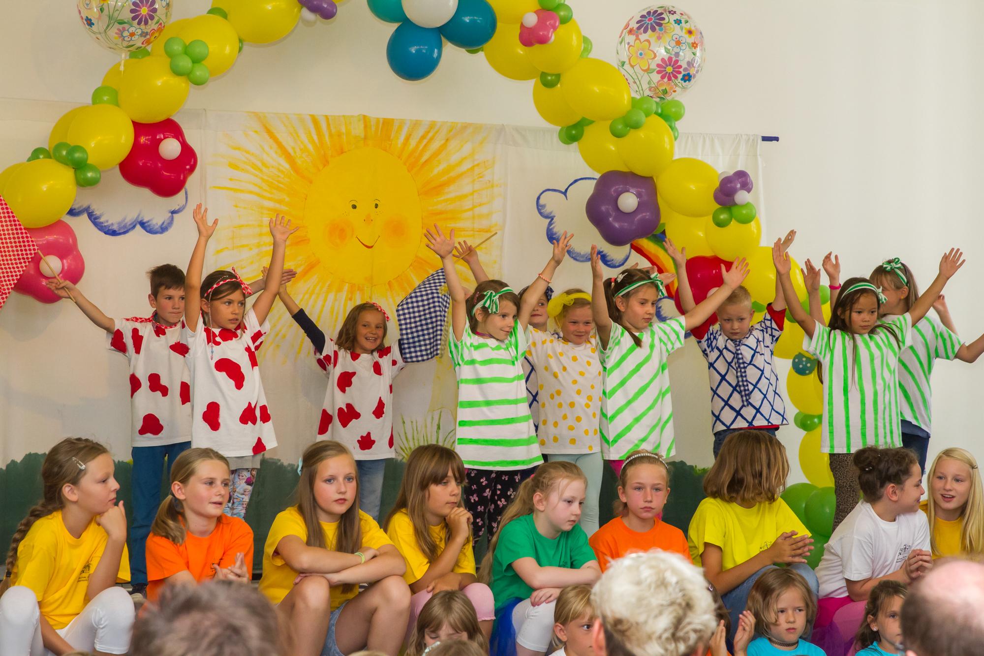 Einschulung Martin Luther Grundschule Blankenburg 2016