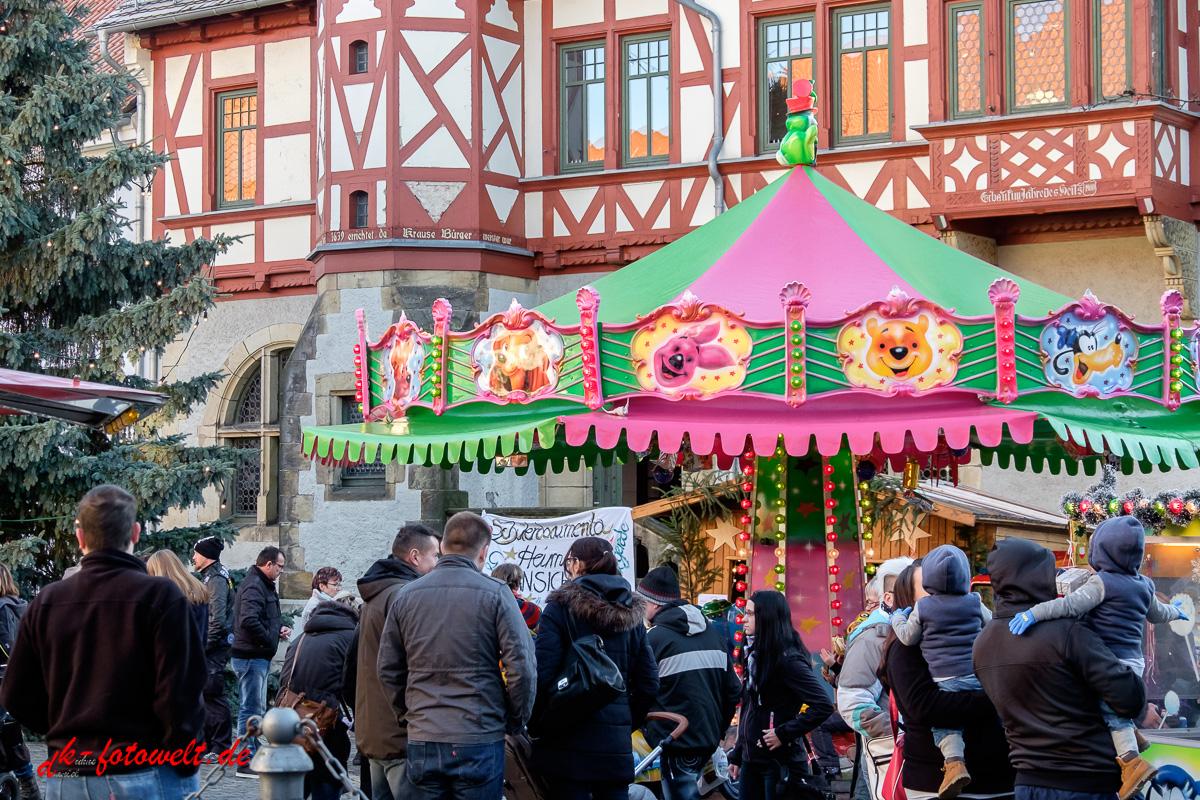 Weihnachtsmarkt Adventswege Harzgerode