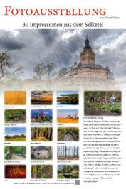 Fotoausstellung 30 Impressionen aus dem Selketal von Daniel Kühne